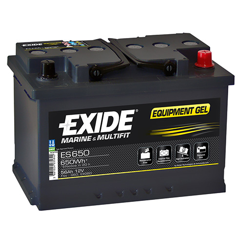 exide equipment gel es900 12v 80ah g80 batterie gelbatterie mannheim. Black Bedroom Furniture Sets. Home Design Ideas
