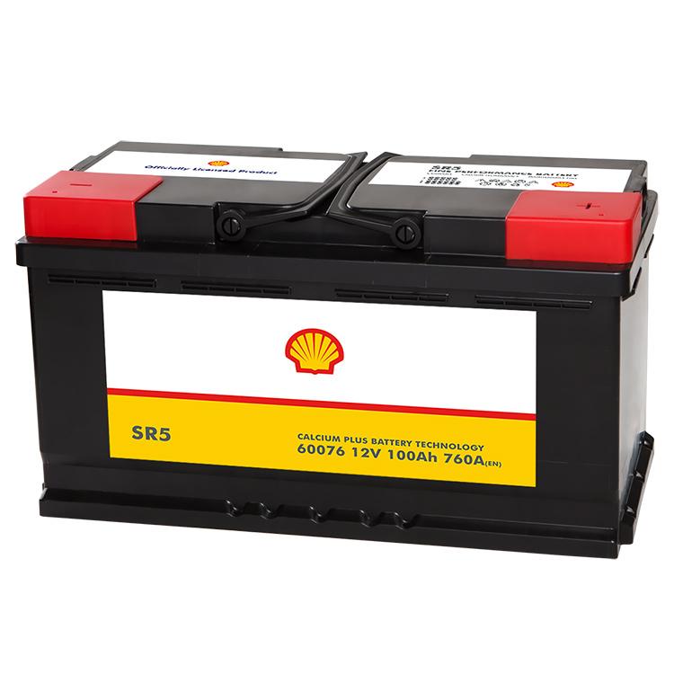 shell sr5 autobatterie 12v 100ah starterbatterie ersetzt. Black Bedroom Furniture Sets. Home Design Ideas