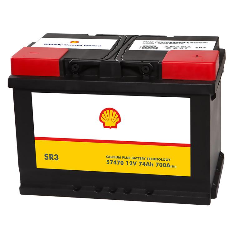 Langzeit Asia Autobatterie 12V 65AH Starterbatterie Plus Pol Rechts 56568