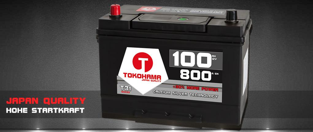 asia autobatterie 12v 100ah plus pol links batterie. Black Bedroom Furniture Sets. Home Design Ideas
