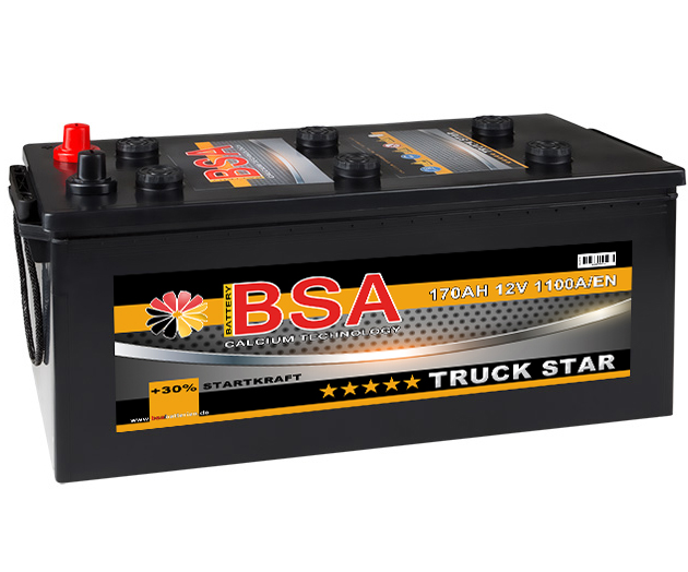 2 st ck bsa lkw batterie 170ah 12v starterbatterie heavy. Black Bedroom Furniture Sets. Home Design Ideas