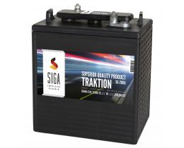 SIGA Solarbatterie S6-260A