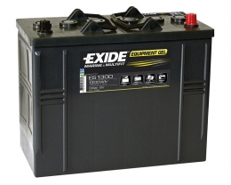 Exide Equipment ES1300 120Ah Gel Batterie