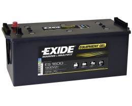 Exide Equipment ES1600 140Ah Gel Batterie