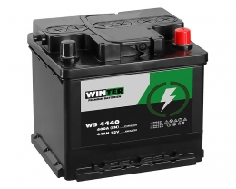 Winter Autobatterie 44Ah