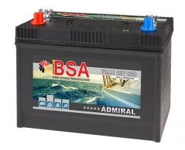 BSA Boot Batterie 70Ah 12V
